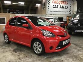 Toyota Aygo Vvt-I Move With Style Mm Hatchback 1.0 Semi Auto Petrol