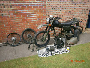 Wanted Free or Cheap salvageable Motorcycles