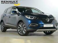 2019 Renault Kadjar RENAULT KADJAR 1.3 TCE S Edition 5dr EDC SUV Petrol Automati