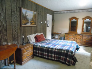 Large room for rent between Long hrb. and Come by Chance