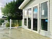 Beautiful home for sale on the Solent southampton sea views static caravan