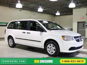 2012 Dodge GR Caravan SE AUTO A/C GR ÉLECT