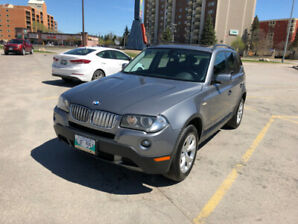 2009 BMW X3 New Safetied Moving Sale