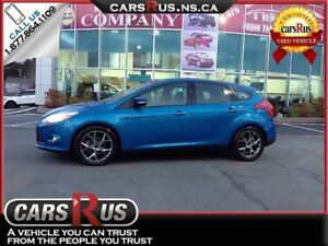 2013 Ford Focus SE  FINANCE AND GET FREE WINTER TIRES!