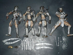 Alien vs Predator figures Mcfarlane just in time forHalloween