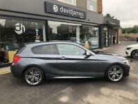 2017 BMW 1 Series 1 Series M140i 3-door 3 Door Sports Hatch 3.0 Automatic Petrol