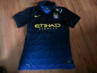 Jersey Manchester City Kun Agüero 16