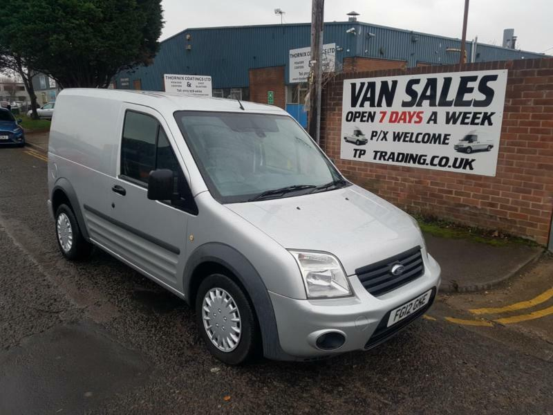4dbebea5d4 Ford Transit Connect 1.8TDCi ( 90PS ) DPF T200 SWB Trend