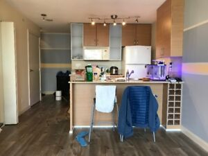 1 Bedroom Condo with Den for Rent in Yaletown Vancouver BC