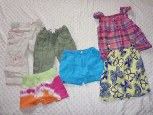 Girl's Size 3T Summer Clothes