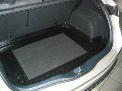 Black Trunk Cargo Liner Tray For 2006-2011 Honda Civic 4 Door Sedan