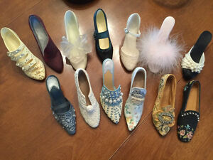 Just the Right Shoe collectibles