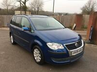 VW Touran S TDI 7 SEATER