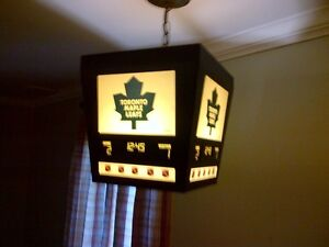 Toronto Maple Leafs Scoreboard light