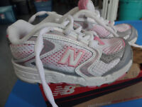 Girls Toddler size 7 New Balance shoes