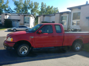 Ford f 150 4x4 extra cab