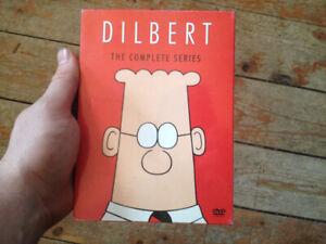 Dilbert full DVD set New still in plastic 15.00