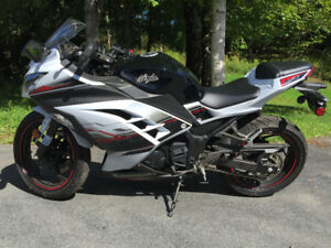 Kawasaki Ninja 300 Special Edition with ABS