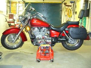 honda shadow aero abs