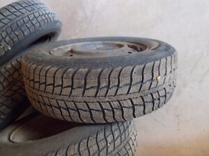 STUDDED WINTER TIRES IN GREAT SHAPE