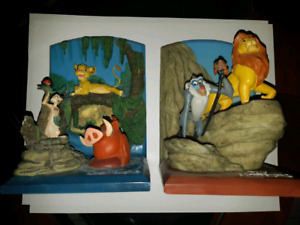 Lion King bookends