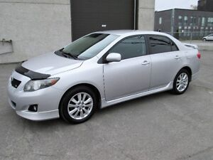 TOYOTA COROLLA S 2010 NAVIGATION AIR MAG AUTOMATIQUE