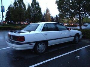 1992 Oldsmobile Achieva SL Sedan $992 OBO