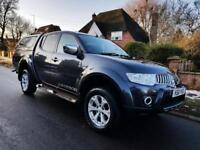 2011 Mitsubishi L200 Auto 2.5 DI-D CR Warrior Double Cab Pickup 4WD (Leather)