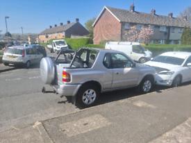 Vauxhall frontera 2.2 olyimpus
