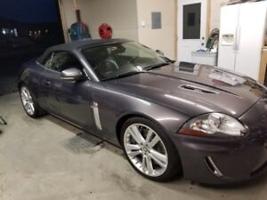 2011 Jaguar XKR cuir premium tech package