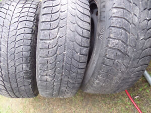 pneus michelin latitude x ice 265/70r17