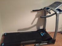 York fitness t201 motorised treadmill