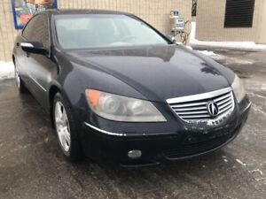 Acura RL 2005 SH AWD 2800$ firm