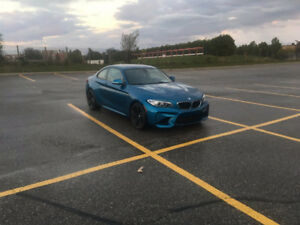 2016 BMW M2 -  Executive Package Coupe (2 door)