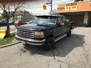 1994 Ford F-150 SuperCrew Pickup Truck