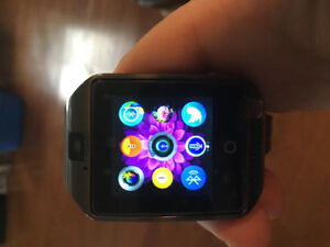 Q18 Bluetooth Smart Watch *Black* $40 OBO