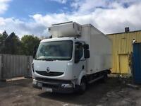 Renault Midlum 4.8 Fridge Lorry