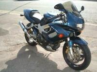 Honda VTR1000 Firestorm only 5k Miles FSH
