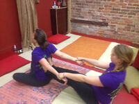 Training in Traditional Thai Massage - Employment Opps too!