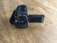 JVC hard disk camcorder HDD