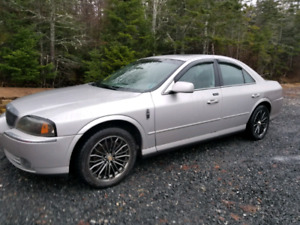 05 Lincoln Ls