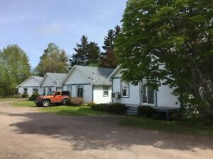 Furnished Cottage Available Oct 1st - 2 Bedroom