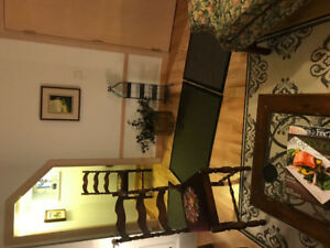 """Martha Stewart"" FURNISHED apartment  2 min from HDH"