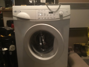 Maytag apartment size washer and dryer