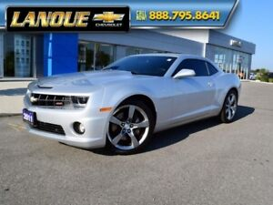 "2011 Chevrolet Camaro 2SS  20"" WHEELS - RS PACKAGE - REVERSE CAM"