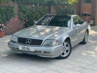 1999 Mercedes-Benz SL500 Convertible 5.0 Auto