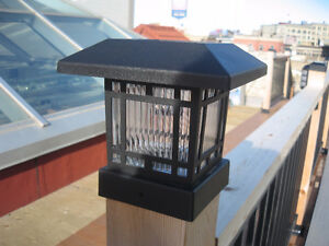 Outdoor Lighting (Brand New in Boxes)