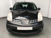2008 NISSAN NOTE 1.4 16v Acenta R Hatchback 5d 1386cc