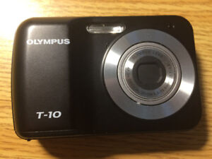 Olympus T-10 digital camera