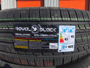 Summer sale, four Brand new All-season tire 275/55R20 $480